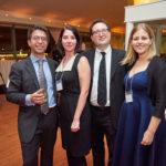 HDC Staff Members Adrian Untermyer, Michelle Arbulu, Simeon Bankoff and Barbara Zay